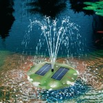 esotec-solar-teichpumpe-seerose-garten-1